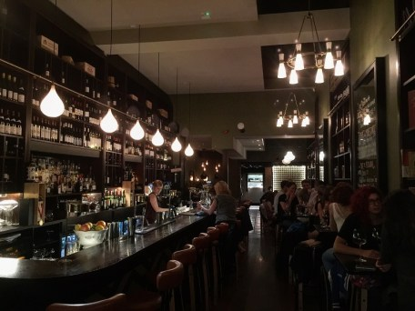 A Little Mystery Goes a Long Way - The Exchequer Wine Bar Review