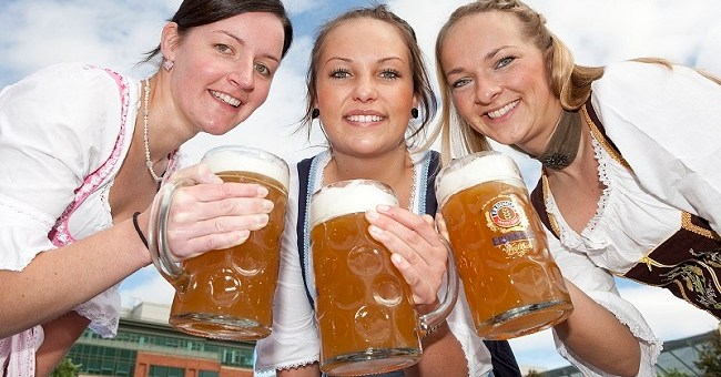 Oktoberfest Dublin: Germany and Ireland Sharing their Love of Good Beer