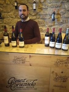 Fast Track to Rioja - Haro Station Travel Guide Gomez Cruzado