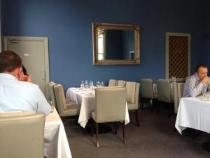 St. George's terrace Dining room