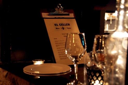 A Door to Barcelona Opens in Blackrock - El Celler Wine Bar Review