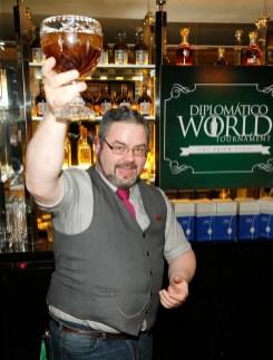 Zozimus' Bartender to Represent Ireland at the Diplomático Rum World Tournament in Venezuela