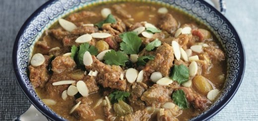 Lamb Tagine by Derval ORourke