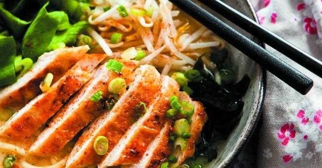 chicken ramen recipe by Fiona Uyema
