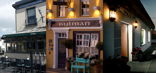 Thirty-two Irish pubs retained their listings in the 2017 Michelin 'Eating Out In Pubs' Guide