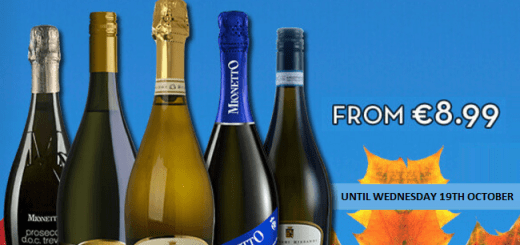 Sparkling Wine Sale Now on At O'Briens Wines