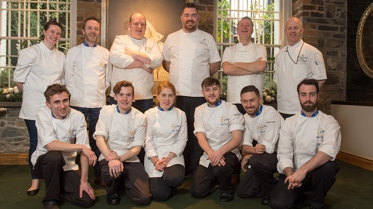 Eurotoques Young Chef of the Year 2016