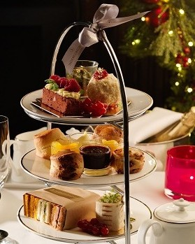 christmas afternoon tea Intercontinental