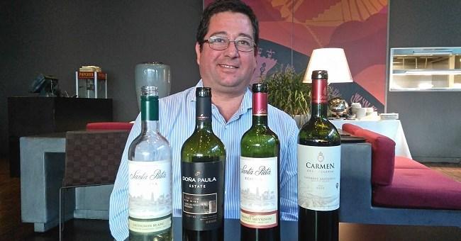 Eduardo Alemparte, Santa Rita's WiSe Man on the Estate's New Winemaking Philosophy