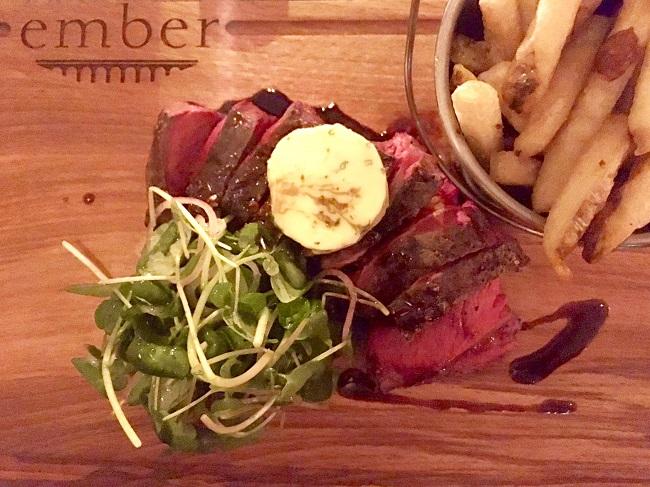 ember-steak