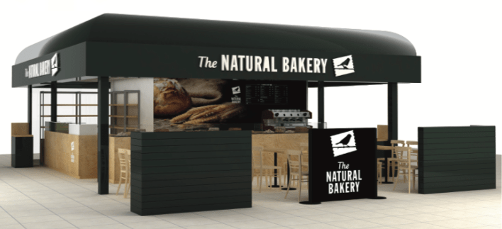 The Natural Bakery: Party Box of Assorted Baked Treats for Only €25