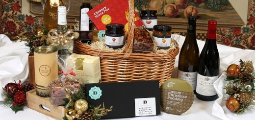 Discover a 5-Star Christmas Cheer with Lough Erne Resort's Christmas hampers by chef Noel McMeel