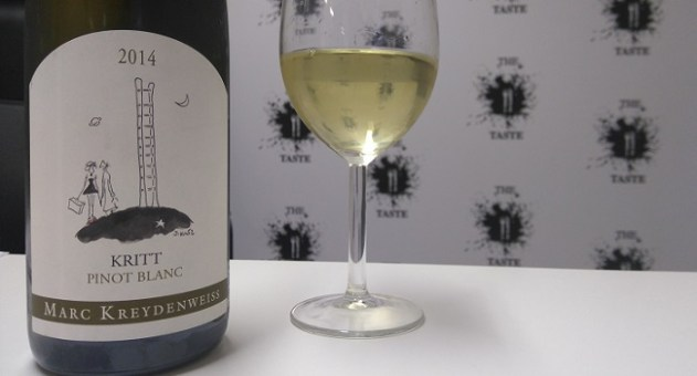 Wine of the Week from O'Briens: Marc Kreydenweiss Kritt Pinot Blanc 2014
