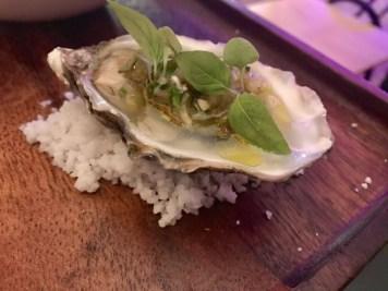 Bagots Hutton Ormonde Quay Oysters