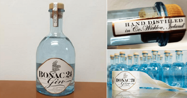 Discover Bonac 24, a Newly Launched Fine Irish Gin Made in Wicklow