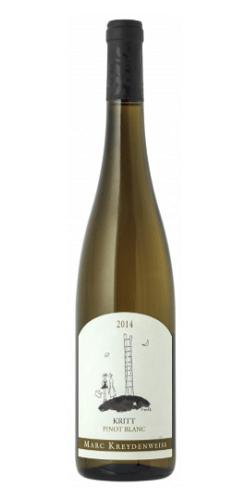 Wine of the Week from O'Briens: Marc Kreydenweiss Kritt Pinot Blanc 2014