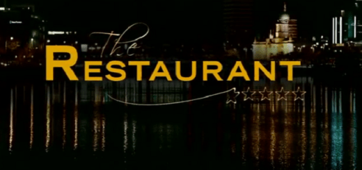 The Restaurant on TV3