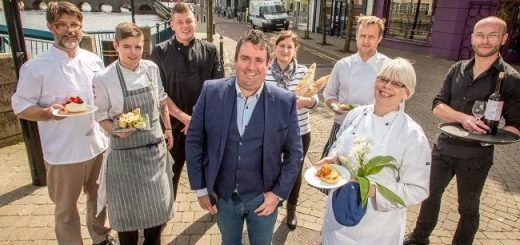 Anthony Gray Revive Northwest co-founder on the Sligo Food Trail