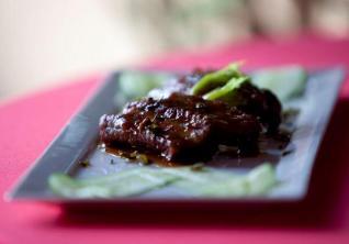China Sichuan Dish
