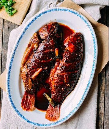 Chinese Whole Fish