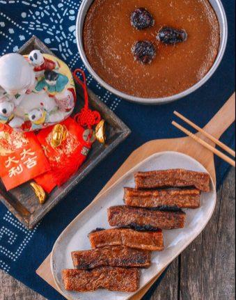 Chinese New Year Rice Cakes