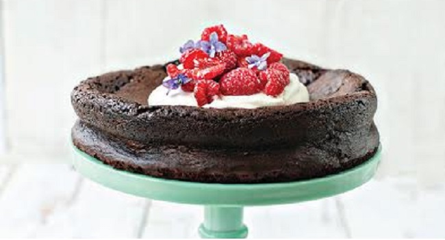 Rich Chocolate Cake Recipe by Neven Maguire