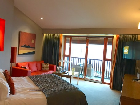 Wineport Lodge Prosecco Suite