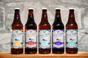 9 White Deer Releases Ireland's first gluten-free stout