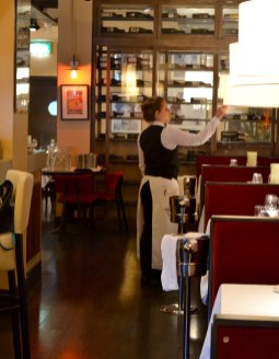 Belluccis Italian Restaurant Ballsbridge