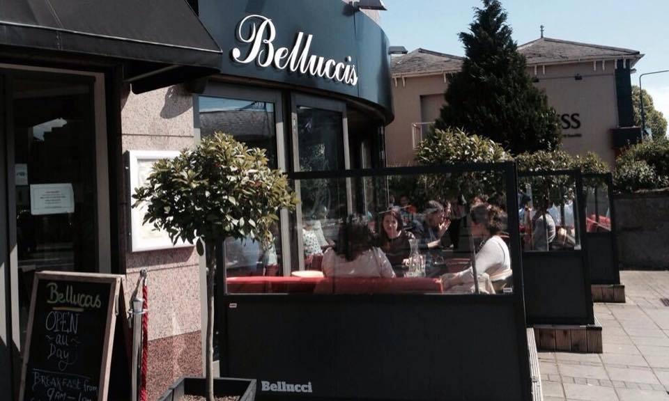 Belluccis Italian Restaurant Ballsbridge 2 - TheTaste ie