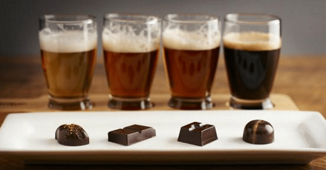 Chocolate Craft Beer The Perfect Valentine's Day Indulgence
