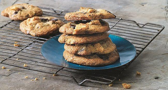 Dark Chocolate Chicharrón Cookies Recipe from Eat Mexico Cookbook