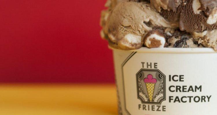 Miami Frieze Ice Cream