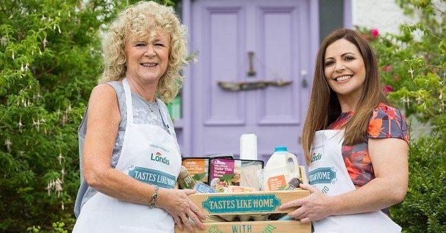 Nuala Bradley, participant on Londis Tastes like Home Series 1 with Catherine Fulvio (1)
