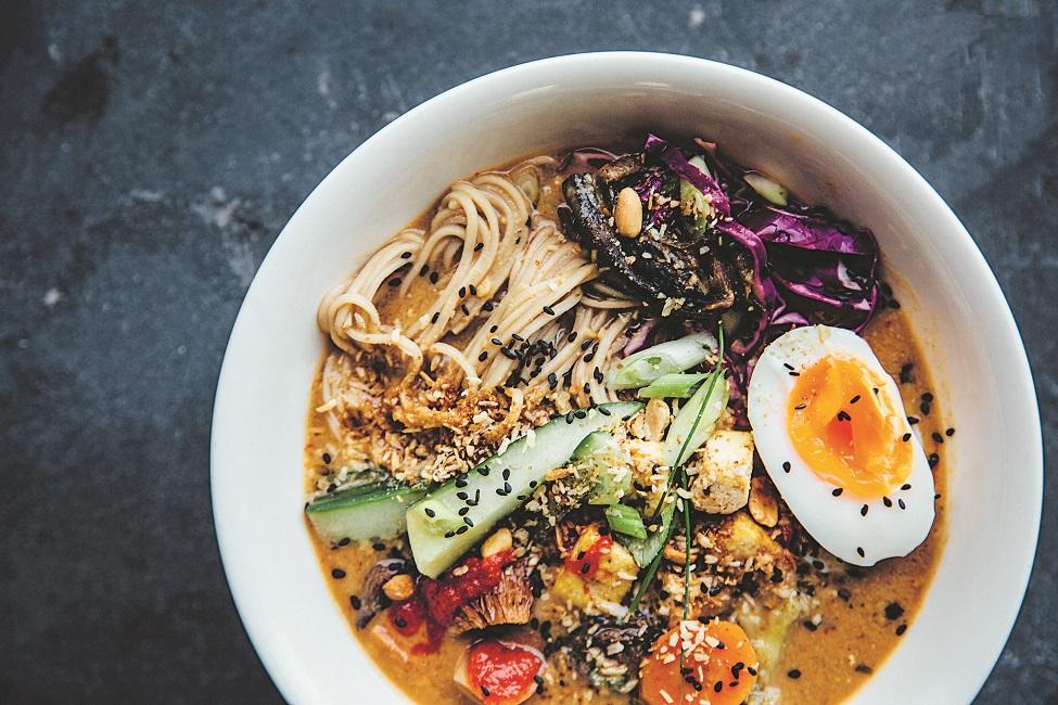 Ramen Noodle Soup Recipe by Nina Olsson