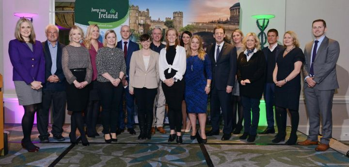 Tourism Ireland Targets Group and Luxury Travel Business ...