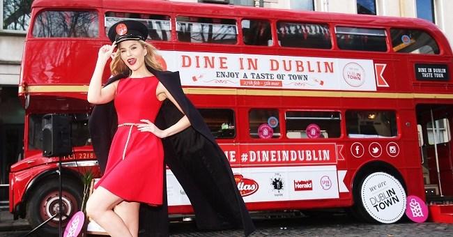 Dine in Dublin's Taste Tour Bus to Take Dublin's Top Restaurants to the Streets