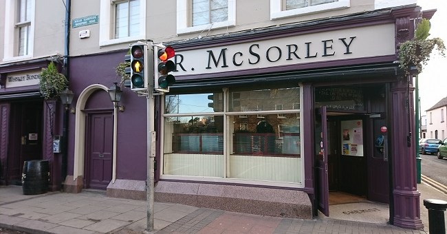 The Evolution of the Traditional Irish Pub: McSorleys Ranelagh - Bar Review