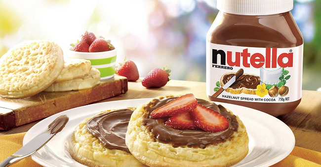 Spread the News: Five Crazy Nutella facts