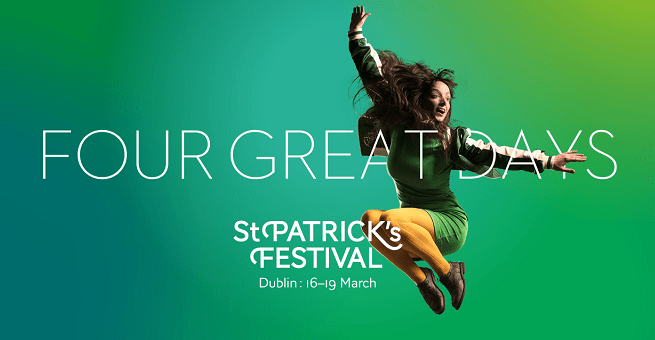 Hottest Spots for Food Enthusiasts this Coming Weekend – Saint Patrick's Festival