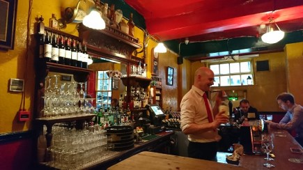 A Publican's Pub: Kehoe's Pub, Dublin 2 - Bar Review [May Edition]