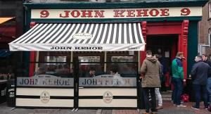 A Publican's Pub: Kehoe's Pub, Dublin 2 - Bar Review [May Edition]