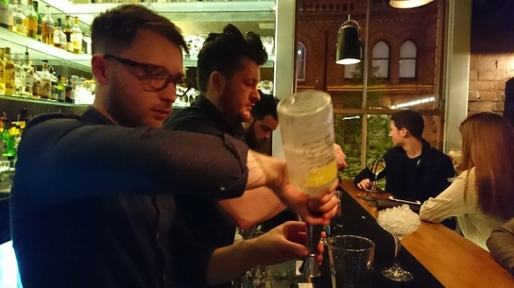 Undercover Bartender: A Night from the Other Side of the Bar [May Edition]