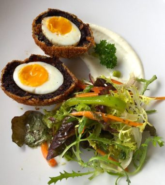 Ferrycarrig Scotch Egg