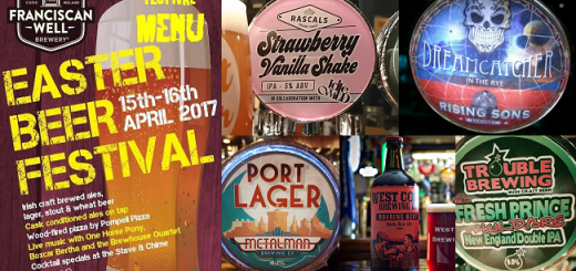 Five Must-Try Irish Craft Beers at the Franciscan Well Easter Beer Festival