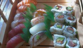 Galway Food festival tomodachi sushi