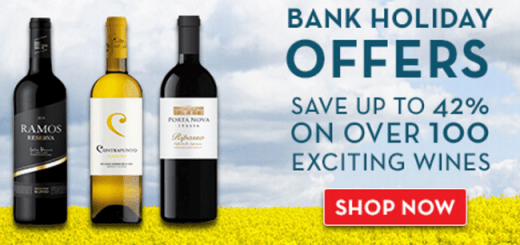 O'Briens Wine Bank Holiday Offers Have you Covered