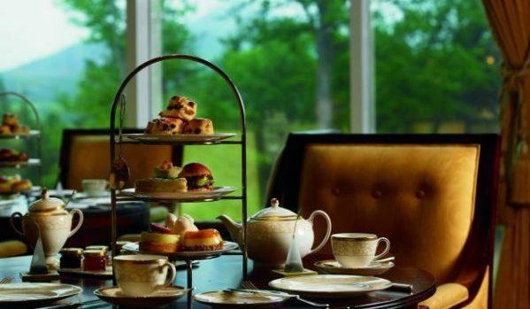 Powerscourt Afternoon Tea feat