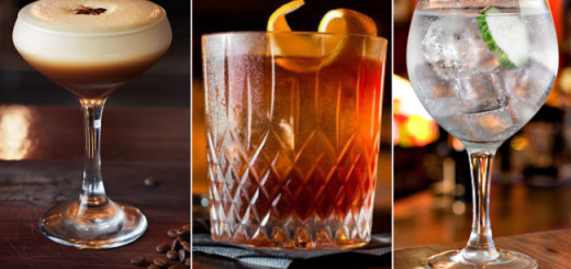 The Mix of Now: What Shakes in Ireland's Bars?   Cocktail Trends Ireland