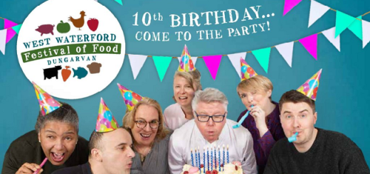 West Waterford Festival of Food 2017 celebrates its 10th birthday